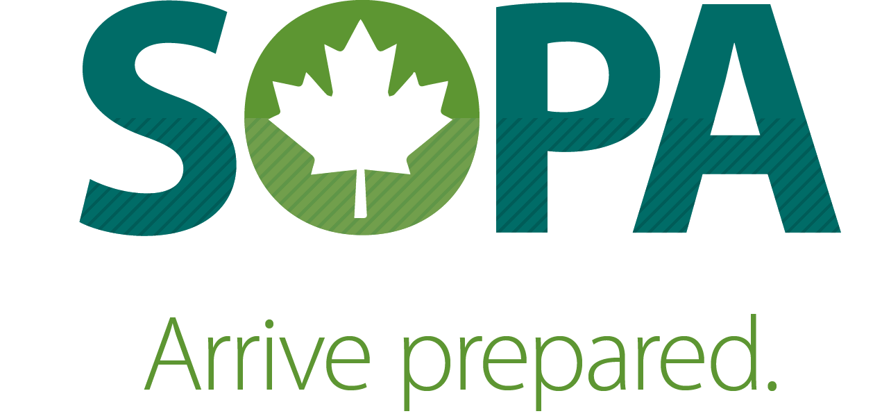 Arrive prepared to work in Canada with SOPA